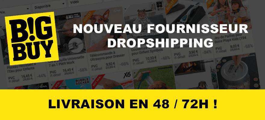 BigBuy : Fournisseur Dropshipping Européen - Livraison en 48/72h !