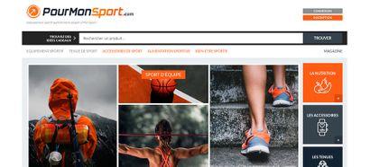 Visibilité offerte sur PourMonSport.com