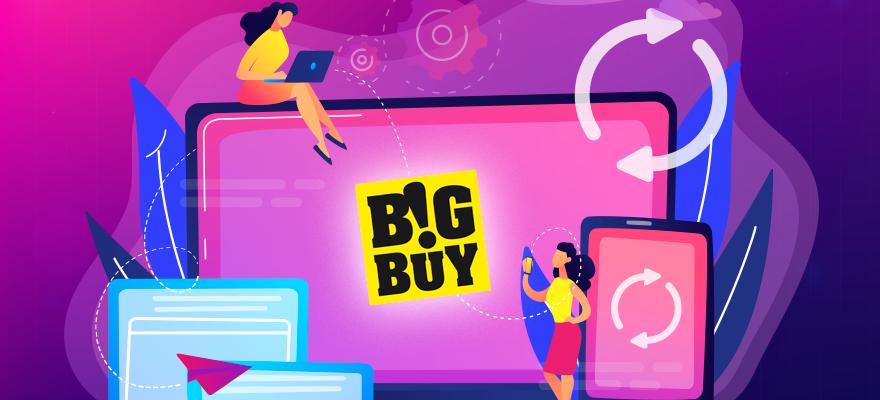Nouveau : Synchronisation des stocks avec BigBuy