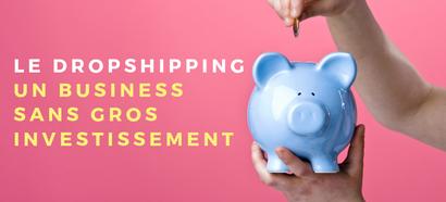 Le dropshipping : L'idée de business ultime pour un investissement financier faible