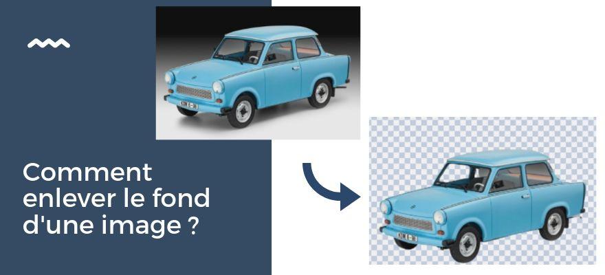 Comment mettre une image sur fond transparent avec ces 5 outils efficaces