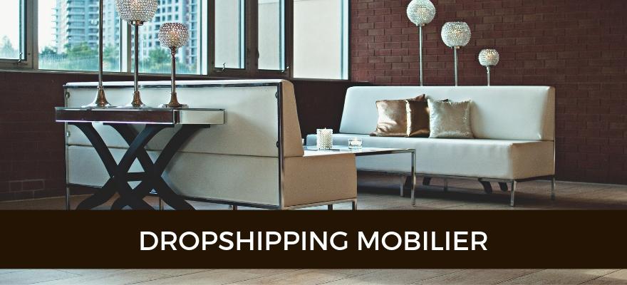 Dropshipping mobilier : Vendez des meubles pour la maison et le jardin