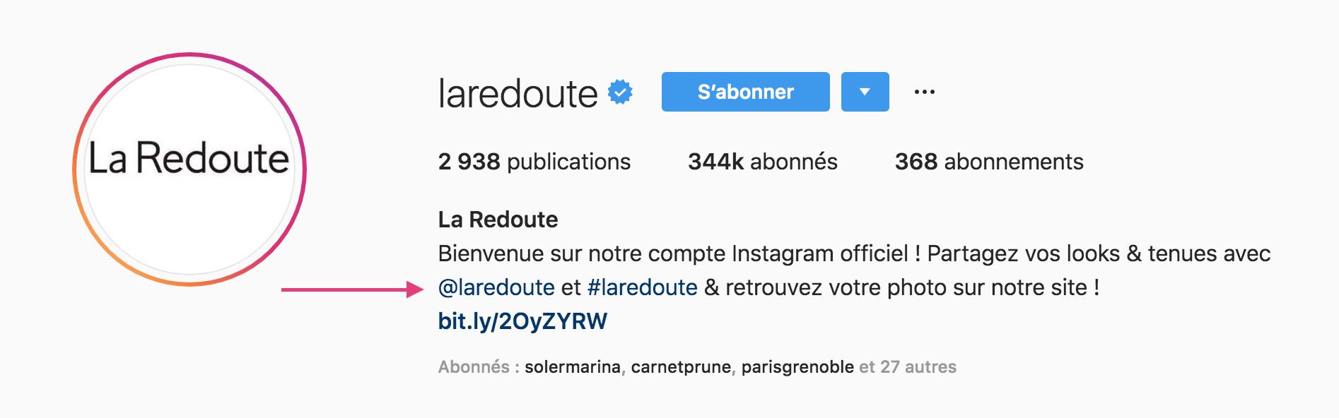 bio-instagram-laredoute