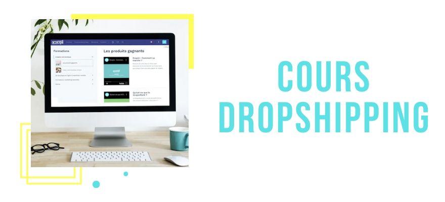 Cours dropshipping : Solution pour devenir incollable sur la vente en ligne sans stock !