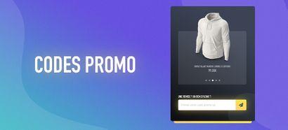 Gestion des Codes Promo : refonte et nouvelles fonctionnalités !