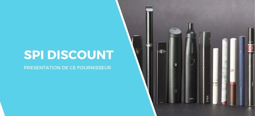 Spi Discount : Présentation de ce grossiste de produits pour fumeurs et e-cigarettes