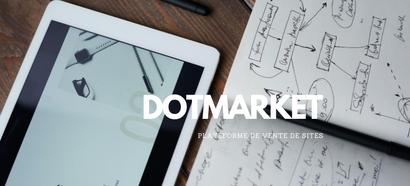 DotMarket : plateforme de vente de sites
