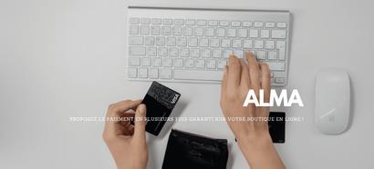 Alma : Proposez le paiement en plusieurs fois garanti sur votre boutique en ligne !