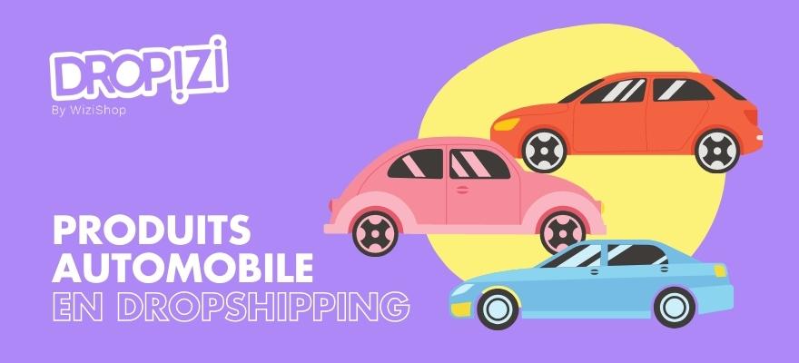 Dropshipping d'articles automobile et revente de pièces auto