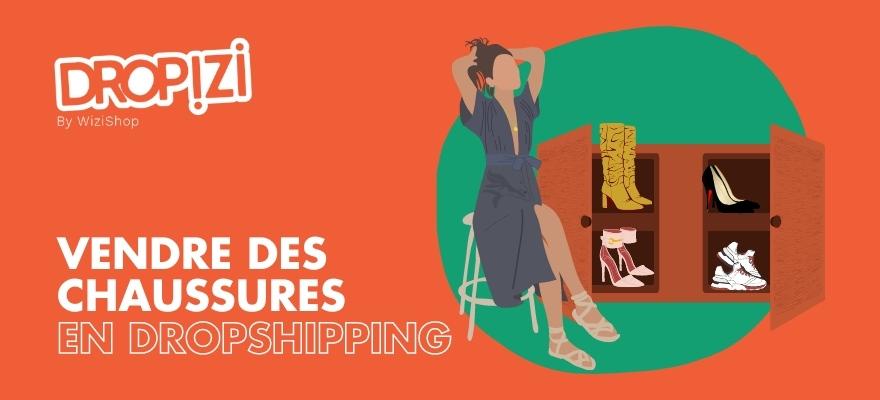 Le dropshipping avec un grossiste chaussures : les meilleurs produits à vendre !